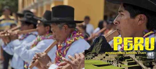 International Mission Study: Peru