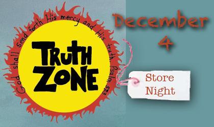 Store night!