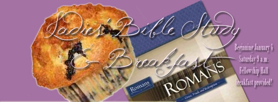 Ladies' Bible Study & Breakfast