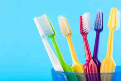OCC: Toothpaste and Toothbrushes